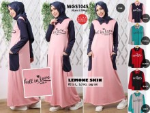 Gamis Babyterry Fall In Love #MGS1045