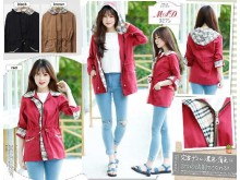 Jaket Parka Burberry Outer #3271