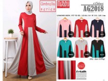 Gamis Payung XL #AG2018