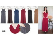 Long Dress Pesta #1423