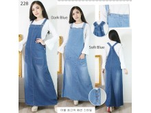 Overall dress jeans all size #228