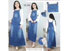 Overall Dress Jeans Stretch #290 M/L/XL