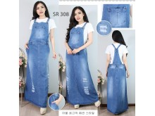 Overall Dress Jeans Sobek #308 M/L/XL