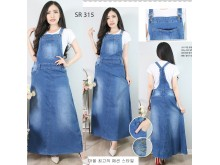 Overall Dress Jeans Stretch #315 M/L/XL