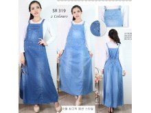 Overall dress jeans all size 2 warna #319