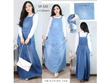Dress Panjang 2 Warna #320