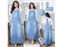 Overall Dress Jeans Sobek #343 2XL/3XL/4XL