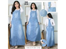 Overall Dress Jeans Sobek #349 M/L/XL
