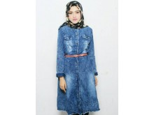 Dress Jeans Wash Red Belt #476