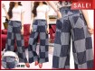 Kulot Jeans Kotak Besar #692