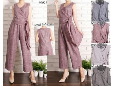 Jumpsuit Celana Cansee Rami #9021