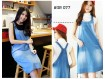 Overall Dress Soft Jeans Polos #077