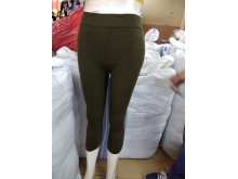 Legging Rajut 7/8 #CL004