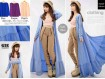 Long Cardi Wedges Import #1031