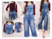 Jumpsuit Jeans Wide Leg #995