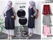 Dress Lengan Panjang Hijab #MTM1005