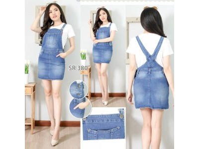 Overall Rok Jeans Polos #380 M/L/XL