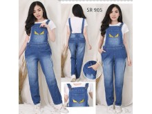 Jumpsuit Fendi Monster BIG SIZE #905 2XL/3XL
