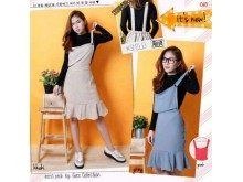 Overall Rok Bahan Import #1065