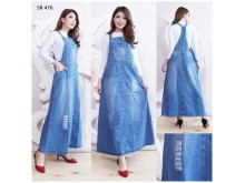 Overall Dress Jeans Basic #476 2XL/3XL/4XL